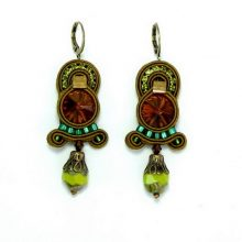 Dori Csengeri Monteverde Boho Earrings