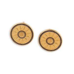 Anatolia Sultans Wreath Earrings Medium